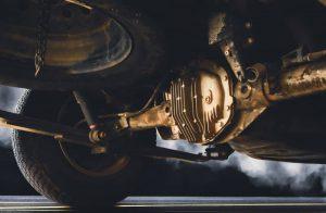 Konserwacja podwozia samochodu